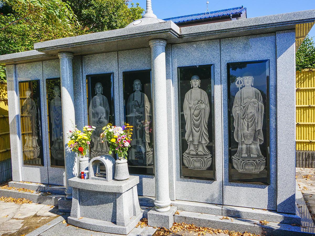 星谷寺の永代供養墓 | 永代供養...